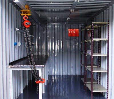 Alquiler de containers mar timos dino contreras for Muebles de oficina necochea
